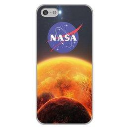 """Чехол для iPhone 5/5S, объёмная печать """"К звездам!"""" - звезды, космос, наука, астрономия, the spaceway"""