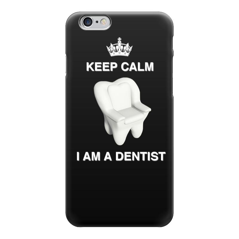 Чехол для iPhone 6 глянцевый Printio Keep calm phone case футболка wearcraft premium printio keep calm