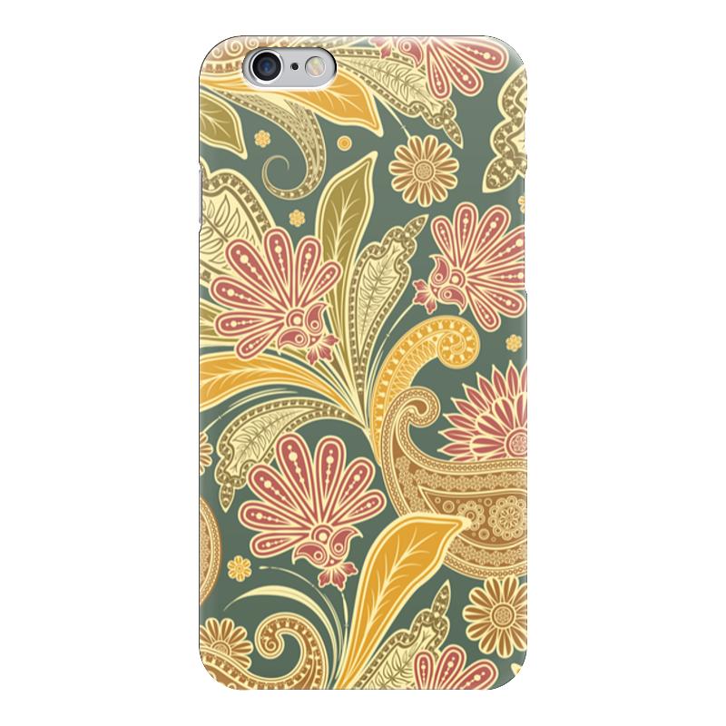 Чехол для iPhone 6 глянцевый Printio Цветочная чехол для iphone 6 глянцевый printio цветочный