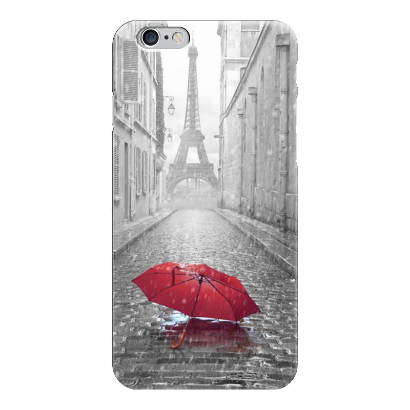 Чехол для iPhone 6 глянцевый Printio Дождь в париже шкатулки magic home шкатулка дождь в париже