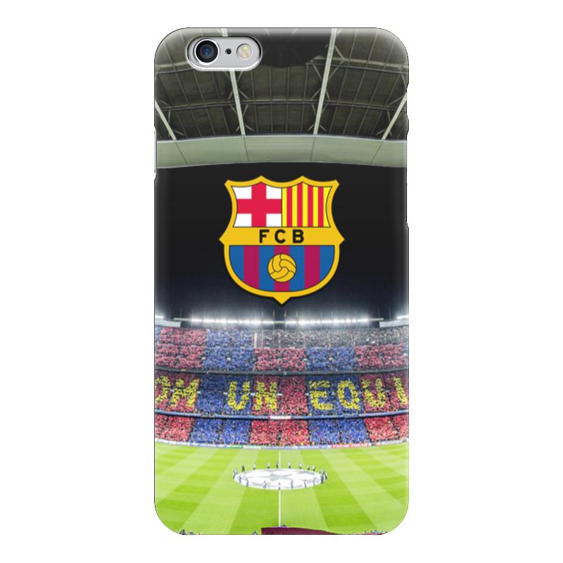 Чехол для iPhone 6 глянцевый Printio Барселона чехол для iphone 6 глянцевый printio барселона на айфон 6 6s