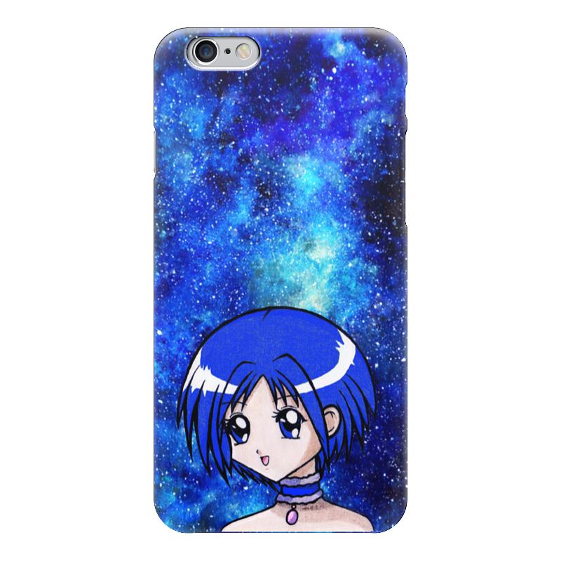Чехол для iPhone 6 глянцевый Printio Space anime girl чехол для iphone 6 глянцевый printio my space