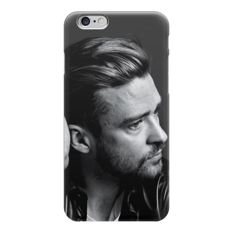 куртка джастин Чехол для iPhone 6 глянцевый Printio Джастин тимберлейк