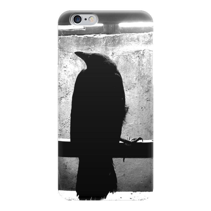 Чехол для iPhone 6 глянцевый Printio Raven brand. момент истины. чехол для iphone 6 глянцевый printio сад на улице корто сад на монмартре ренуар