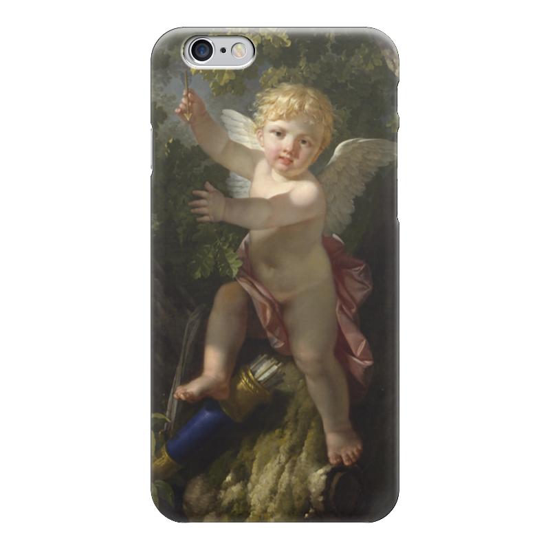 Чехол для iPhone 6 глянцевый Printio Купидон на дереве (ле барбье жан-жак-франсуа) ле трезор дю руа красное