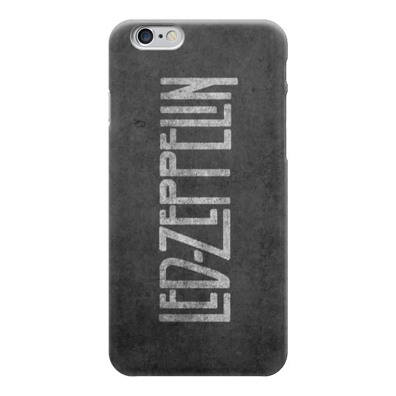 Чехол для iPhone 6 глянцевый Printio Led zeppelin led zeppelin led zeppelin i deluxe edition 3 lp