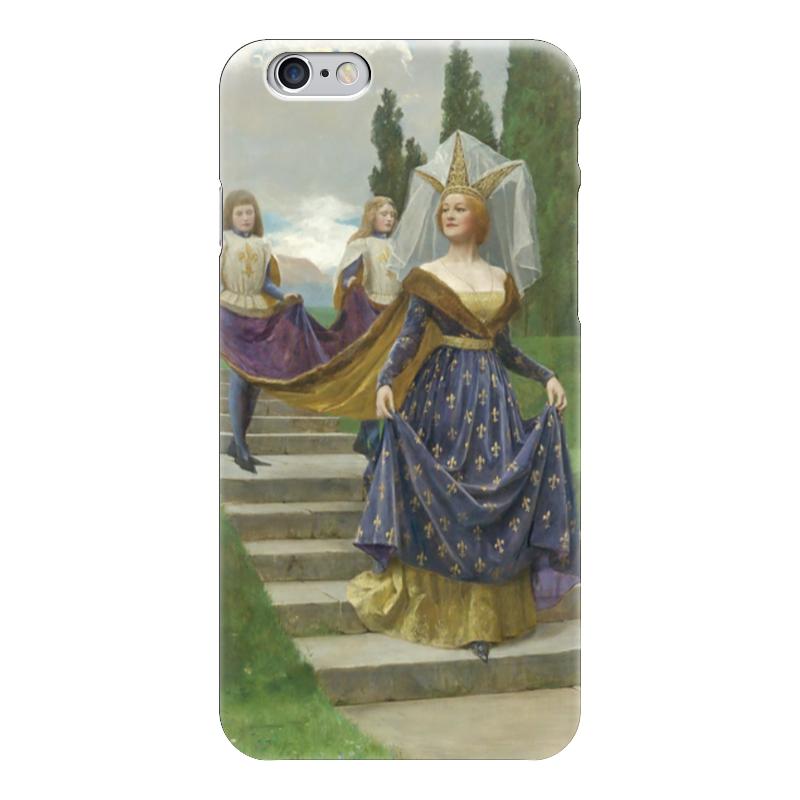 Чехол для iPhone 6 глянцевый Printio Знатная дама (джон кольер)