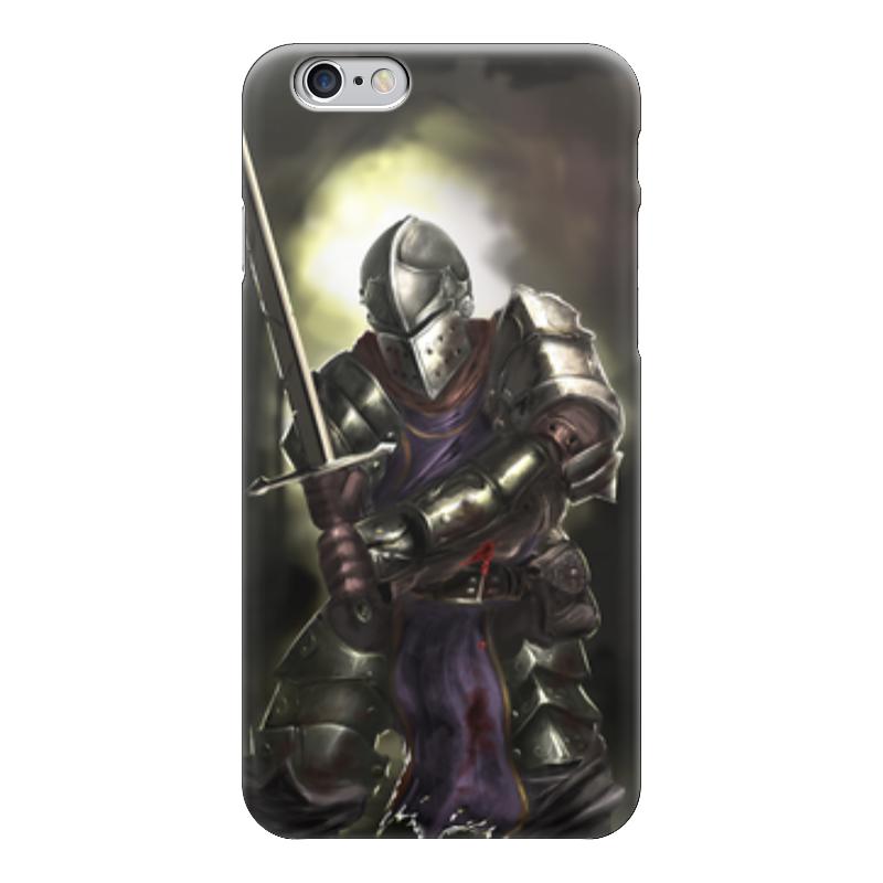 Чехол для iPhone 6 глянцевый Printio Crusader(darkest dungeon) чехол для iphone 6 глянцевый printio hunter darkest dungeon