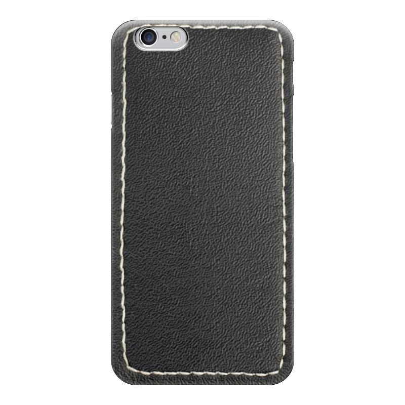 Чехол для iPhone 6 глянцевый Printio Кожа с прошивкой чехол для iphone 5 глянцевый с полной запечаткой printio хлоя морец