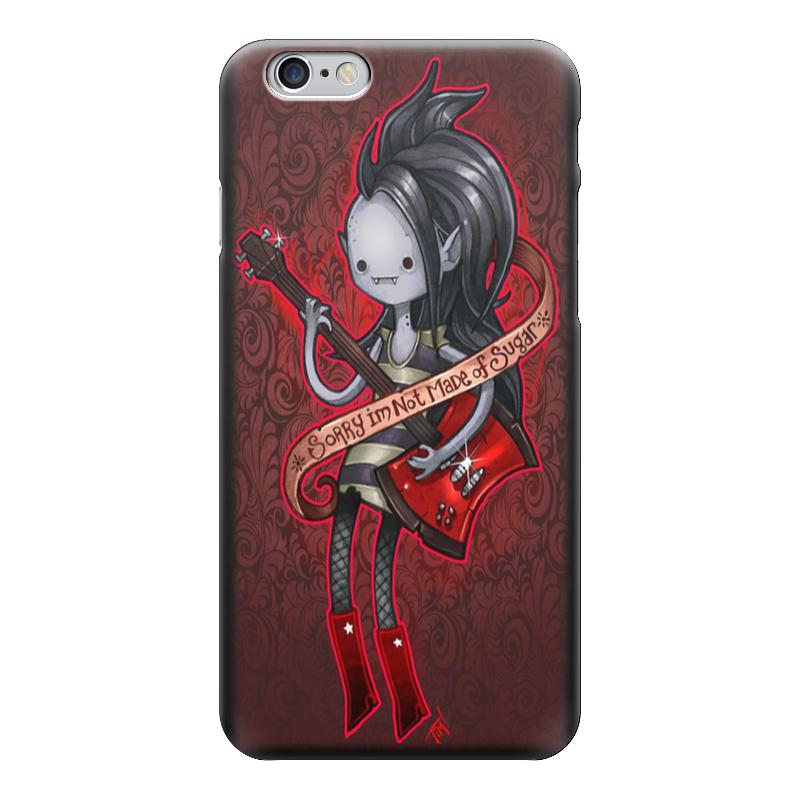 Чехол для iPhone 6 глянцевый Printio Sugar rock girl чехол для iphone 6 глянцевый printio red girl