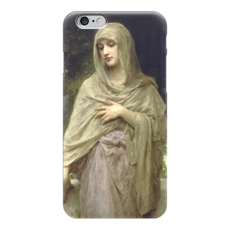 Чехол для iPhone 6 глянцевый Printio Modestie (вильям бугро) чехол для iphone 6 глянцевый printio купальщица вильям бугро