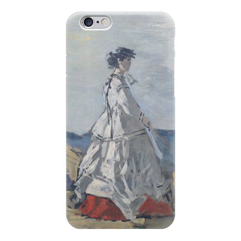 где купить Чехол для iPhone 6 глянцевый Printio Princess pauline metternich on the beach по лучшей цене