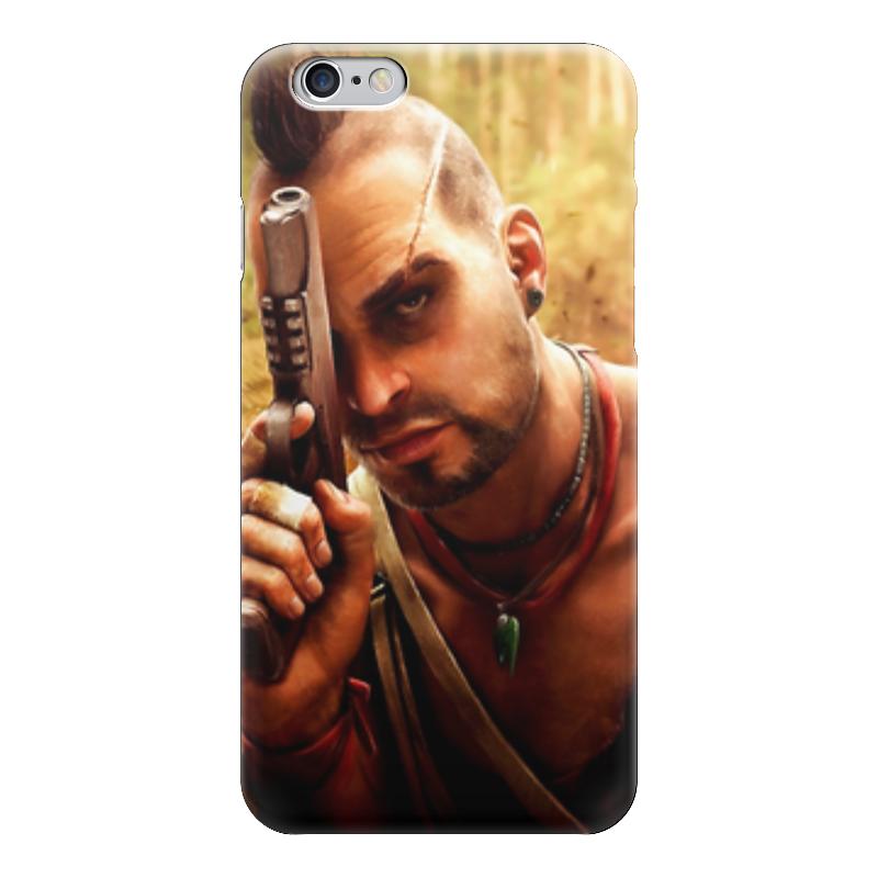Чехол для iPhone 6 глянцевый Printio Far cry far cry 3 essentials игра для ps3