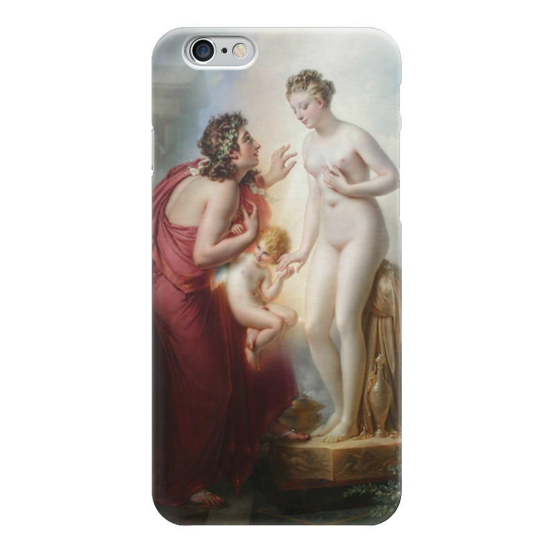 Чехол для iPhone 6 глянцевый Printio Пигмалион и галатея (анн-луи жироде-триозон) пигмалион с