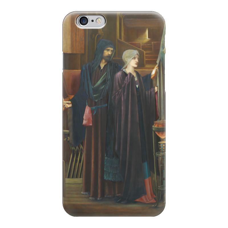 Чехол для iPhone 6 глянцевый Printio Маг (the wizard) the wizard