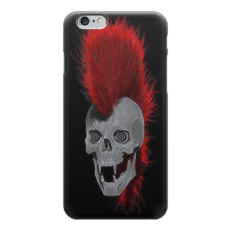 Чехол для iPhone 6 глянцевый Printio Punks not dead original monstr high love s not dead ghoulia yelps