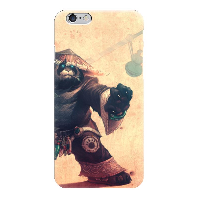 Чехол для iPhone 6 глянцевый Printio Warcraft collection: panda чехол для iphone 6 глянцевый printio world of warcraft