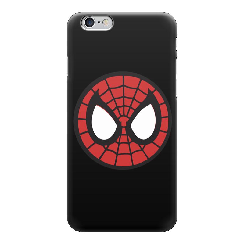 Чехол для iPhone 6 глянцевый Printio Spider-man / человек-паук чехол для iphone 6 глянцевый printio человек муравей ant man