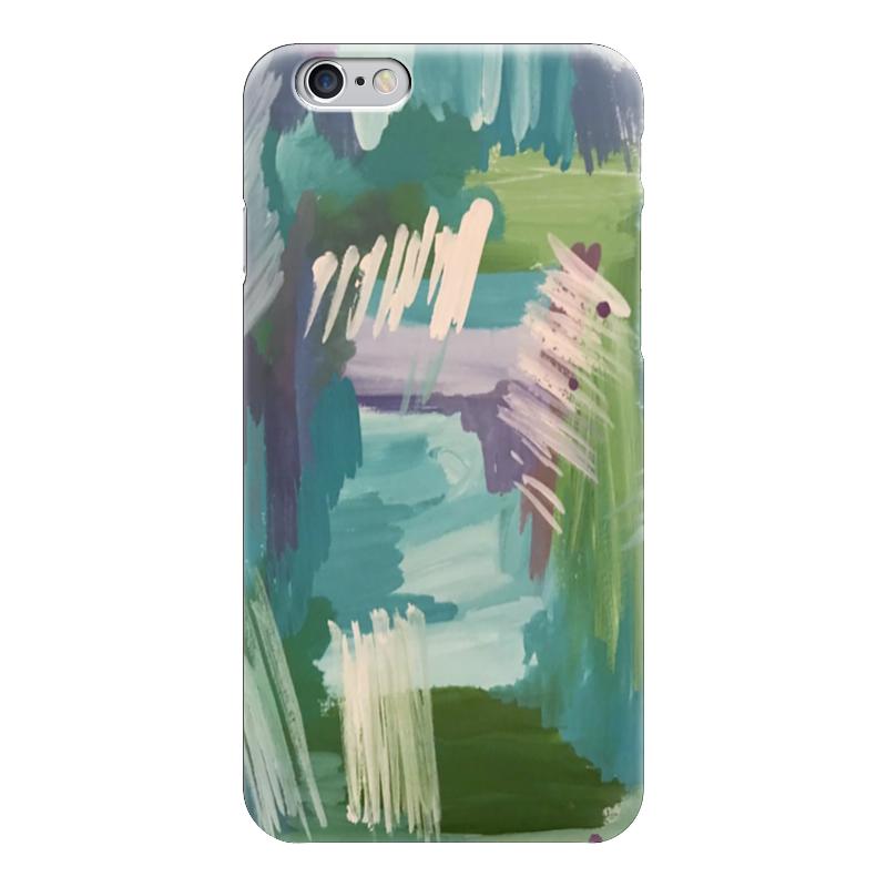 Чехол для iPhone 6 глянцевый Printio Живопись