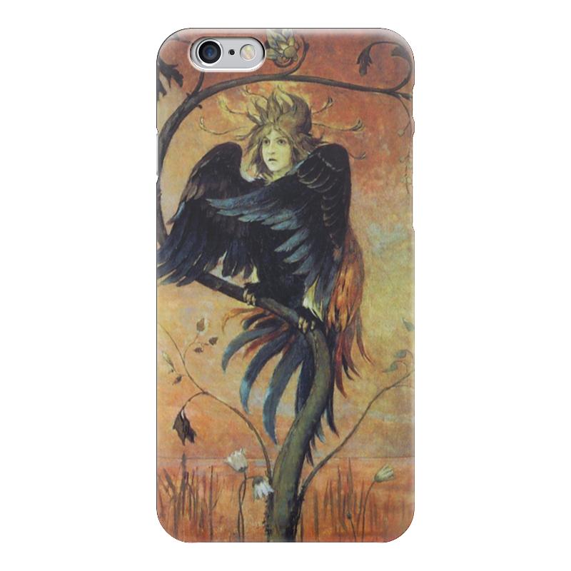 Чехол для iPhone 6 глянцевый Printio Гамаюн, птица вещая (виктор васнецов) виктор халезов увеличение прибыли магазина
