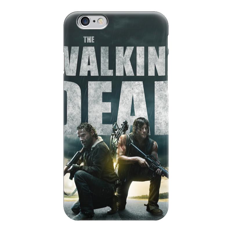 Чехол для iPhone 6 глянцевый Printio The walking dead чехол для iphone 6 глянцевый printio the walking dead