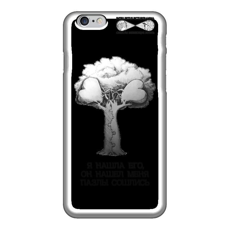 Чехол для iPhone 6 глянцевый Printio Пазлы сошлись! пазлы бомик пазлы книжка репка