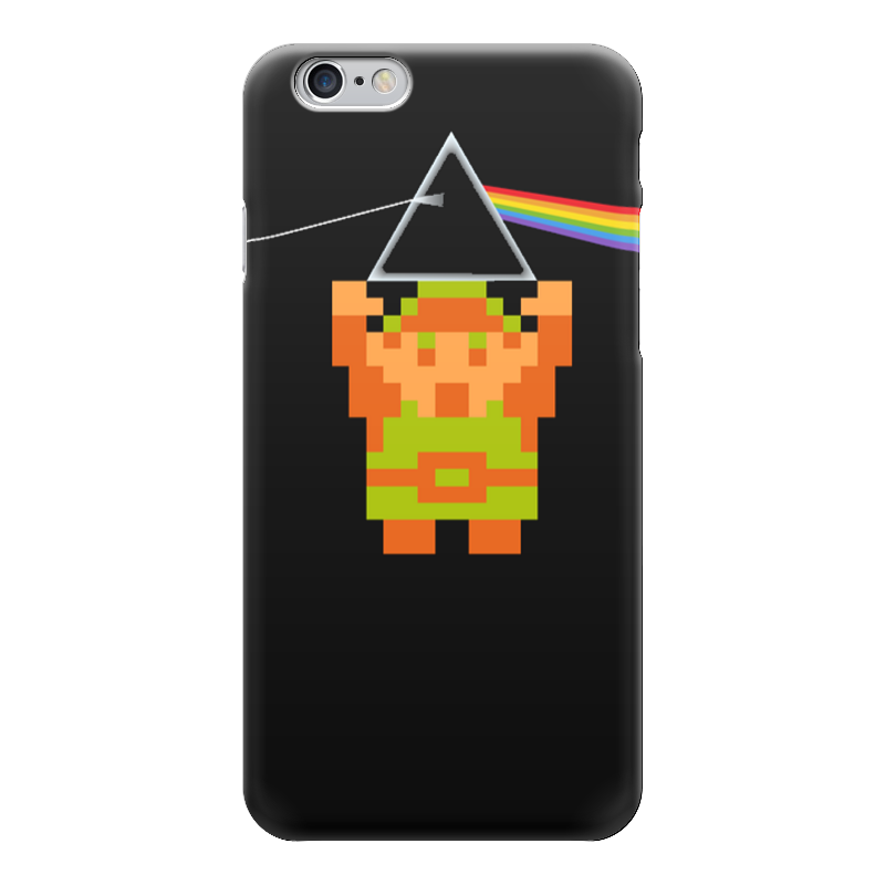 Чехол для iPhone 6 глянцевый Printio The dark side of the moon link another perspective on the dark side of the moon