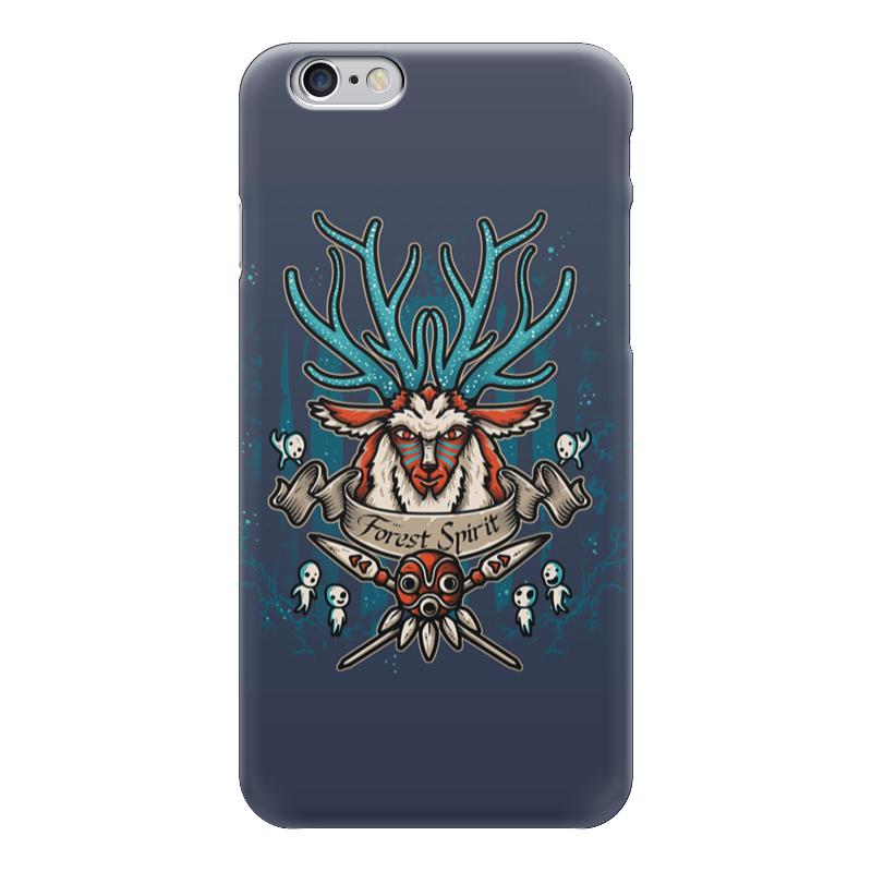 Чехол для iPhone 6 глянцевый Printio Forest spirit. лесной дух чехол для samsung galaxy s5 printio forest spirit лесной дух
