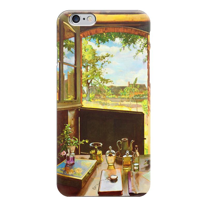Чехол для iPhone 6 глянцевый Printio Открытая дверь в сад чехол для iphone 6 глянцевый printio летний сад