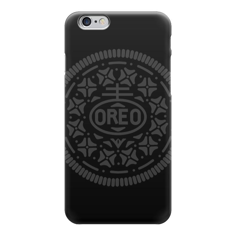 Чехол для iPhone 6 глянцевый Printio Печенье орео / oreo cookies