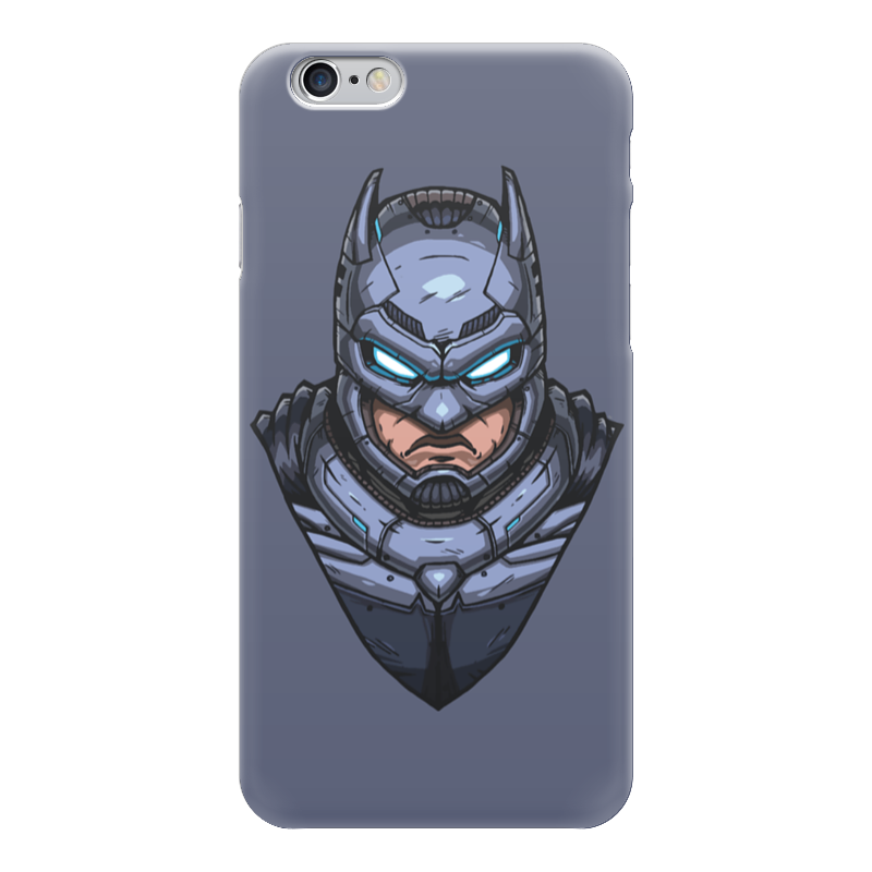 Чехол для iPhone 6 глянцевый Printio Armored batman / бэтмен в броне чехол для iphone 6 глянцевый printio armored batman бэтмен в броне