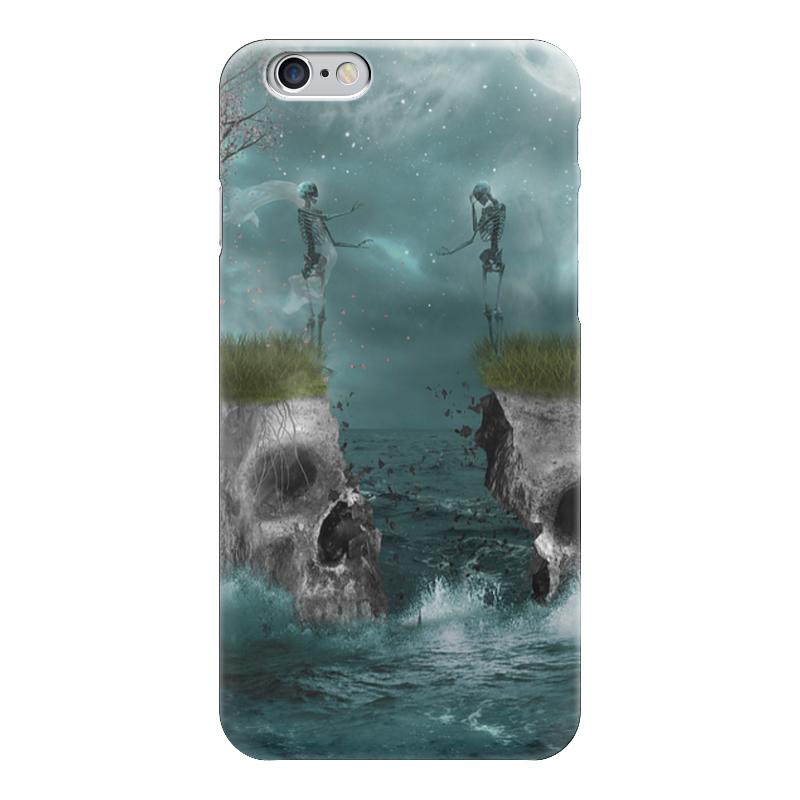Чехол для iPhone 6 глянцевый Printio Dark art чехол для iphone 7 глянцевый printio skull art