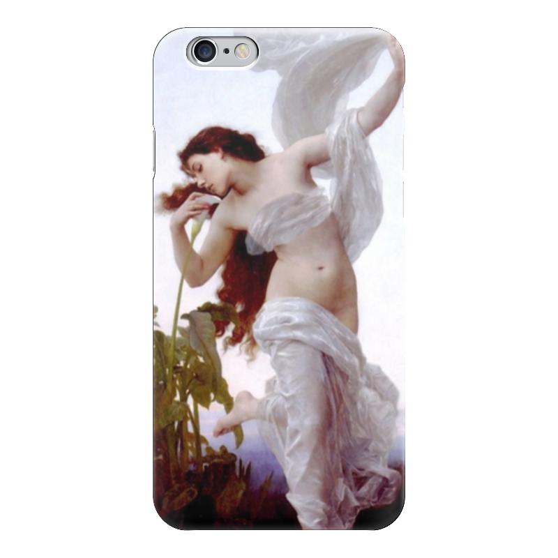 цена Чехол для iPhone 6 глянцевый Printio Рассвет (вильям бугро)