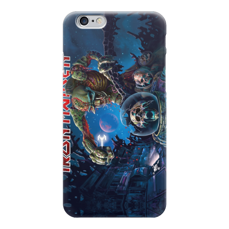 Чехол для iPhone 6 глянцевый Printio Iron maiden cd iron maiden a matter of life and death