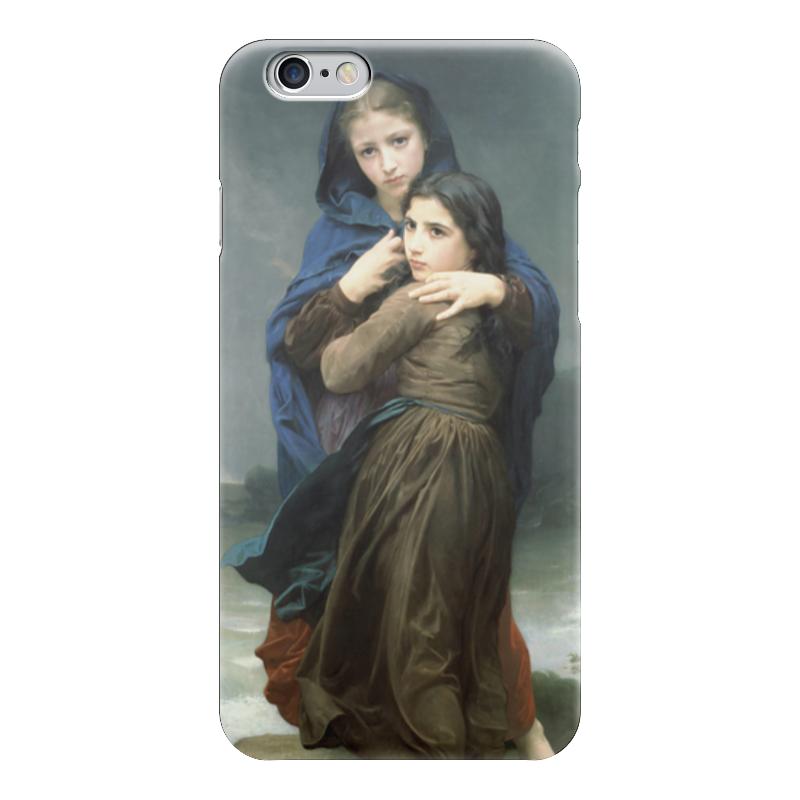 Чехол для iPhone 6 глянцевый Printio Буря (the storm) буря ведьмы