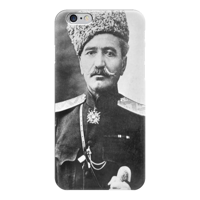 Чехол для iPhone 6 глянцевый Printio Полководец андраник полководец