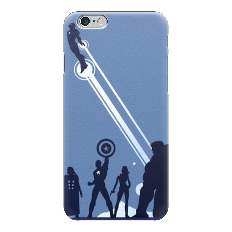 Чехол для iPhone 6 глянцевый Printio Мстители чехол для iphone 6 глянцевый printio мстители