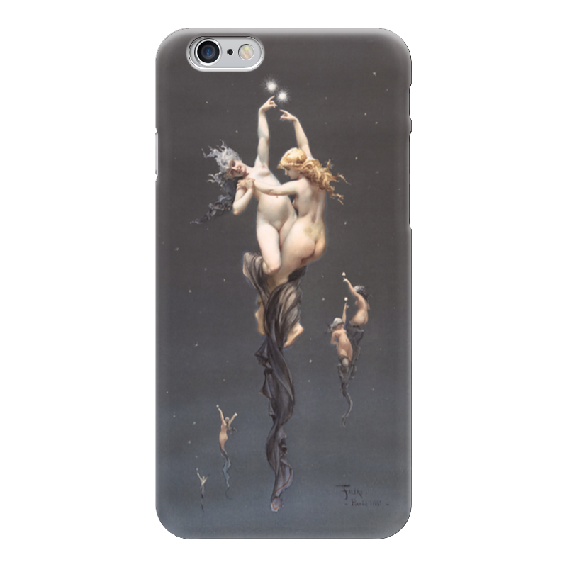 Чехол для iPhone 6 глянцевый Printio Близнецы (луис фалеро) камилла де ла бедуайер луис комфорт тиффани лучшие произведения