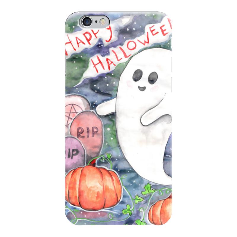 Чехол для iPhone 6 глянцевый Printio Happy halloween чехол для iphone 6 глянцевый printio how to be happy