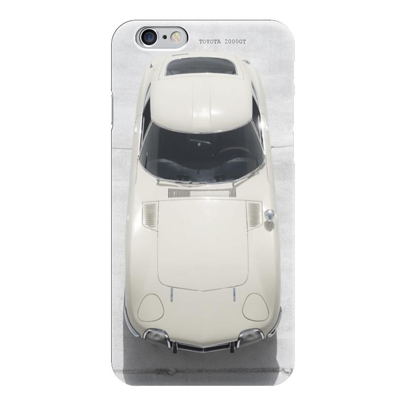Чехол для iPhone 6 глянцевый Printio Jdm legends уплотнитель резиновый для тойота хайс