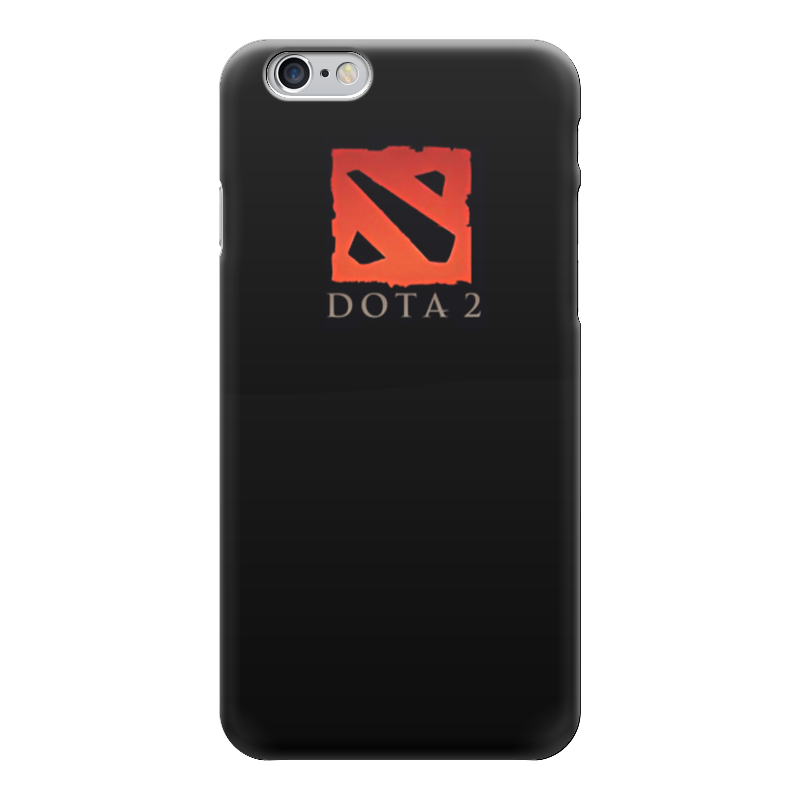 Чехол для iPhone 6 глянцевый Printio Dota 2 чехол для iphone 5 глянцевый с полной запечаткой printio dota 2 red