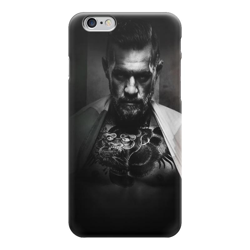 Чехол для iPhone 6 глянцевый Printio Conor mcgregor чехол для iphone 5 глянцевый с полной запечаткой printio zayn malik