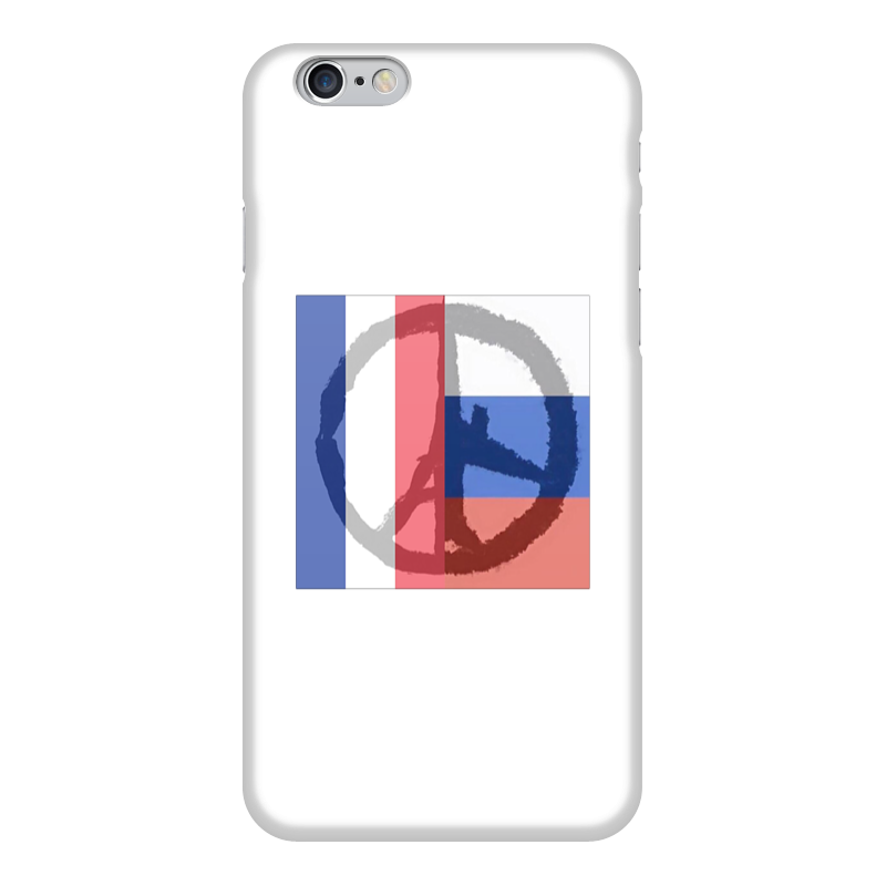 Чехол для iPhone 6 глянцевый Printio Pray for world перчатки dakine rambler pray for snow
