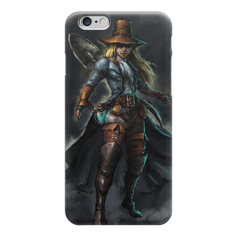 Чехол для iPhone 6 глянцевый Printio Grave robber(darkest dungeon) grave secrets