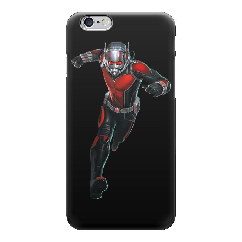 Чехол для iPhone 6 глянцевый Printio Человек-муровей / ant-man чехол для iphone 6 глянцевый printio человек муравей ant man