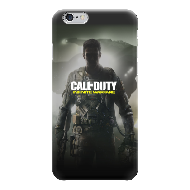 Чехол для iPhone 6 глянцевый Printio Call of duty call of duty modern warfare 3 hardened edition