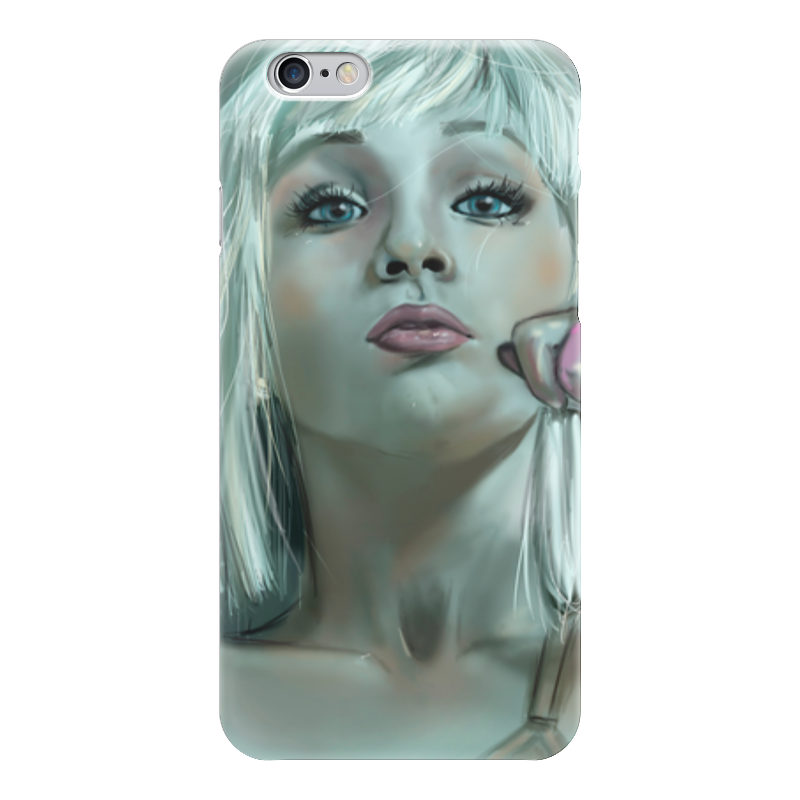 Чехол для iPhone 6 глянцевый Printio Sia (chandelier) футболка wearcraft premium printio sia chandelier