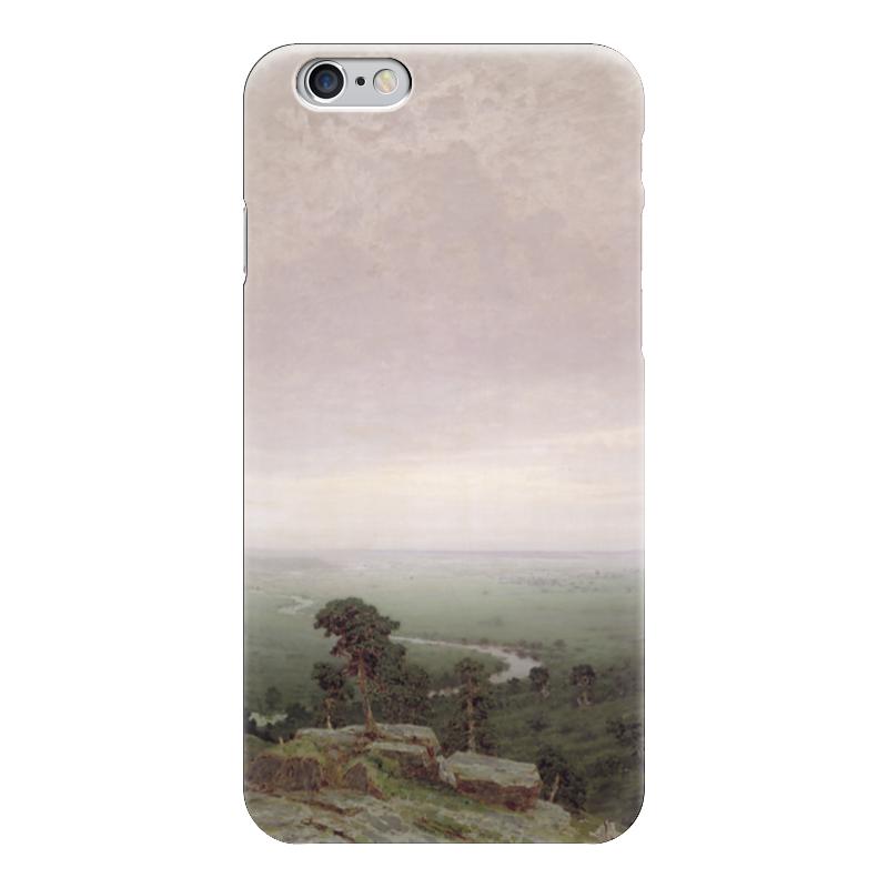 Чехол для iPhone 6 глянцевый Printio Север (картина архипа куинджи) ворота на север клондайк