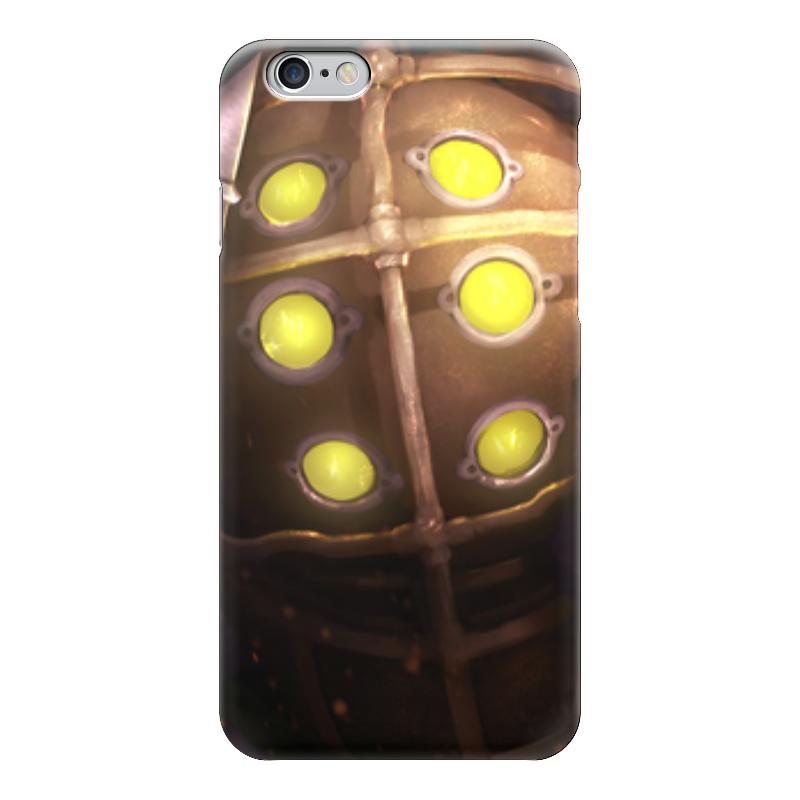 Чехол для iPhone 6 глянцевый Printio Биошок bioshock infinite цифровая версия