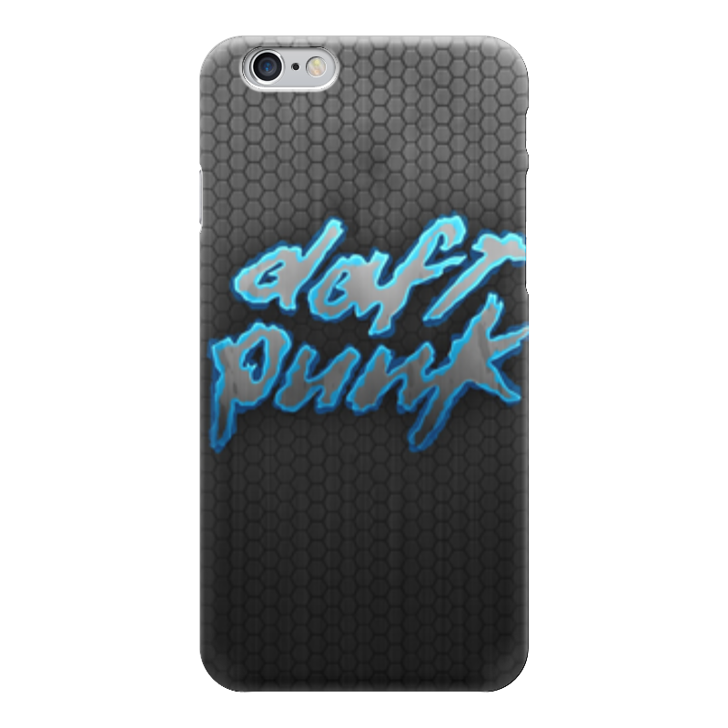Чехол для iPhone 6 глянцевый Printio Daft punk чехол для iphone 6 глянцевый printio бал в мулен де ла галетт ренуар